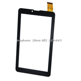 2017 mtk6577 tablet pc Venta al por mayor- 5pcs 7 pulgadas de OEM Compatible con MTK6577 MTK6527 FM707101KC FM707101KD FM707101KE Tablet PC digitalizador de pantalla táctil Orro A960 mtk6577 tablet pc baratos