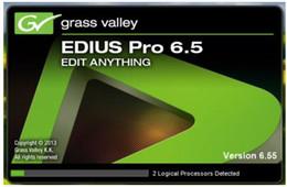 EDIUS 6.55 version de l'utilisation permanente de la version crack du logiciel de montage vidéo professionnel à partir de vidéos modifier fournisseurs