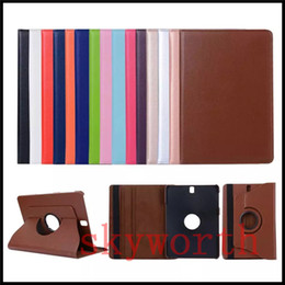 360 Rotating PU Leather stand Cover Case for ipad 9.7 2017 ipad 2 3 4 5 6 for air mini stand magnetic