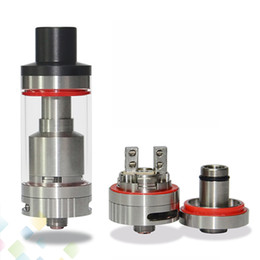 High quality VCMT Mini RTA Tank with Velocity Style Deck 22MM Vaperz Cloud Mega Tank Airflow Control fit 510 E Cigarette DHL Free