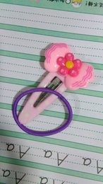 Wholesale Pink color little thing hair products for hair care and styling tool by cute lovely girl childen beautiful playing
