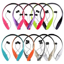 HBS 900 Bluetooth Headphone Earphone For HBS900 Sports Stereo Bluetooth Wireless HBS-900 Headset Headphones For LG No with logo Not Original