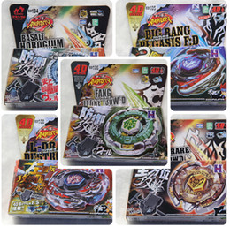 Wholesale HOT High quality NEW D Beyblades BB114 Beyblades Metal Fusion Beyblades Tip Metal