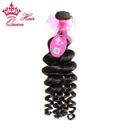 Brazilian Hair Brazilian virgin human hair weave products More wave weft DHL Free shipping on sale 1pc