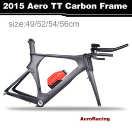 Wholesale Whole set carbon time trial bicycle frame with HM carbon fiber material