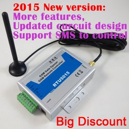 Wholesale WAFER Designed version RTU5015 gsm gate opener RTU remote gate controller