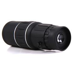 Lente de enfoque dual en Línea-Nuevo Arrvial DHL Envío 16 x 52 Zoom Dual Zoom Lente Óptica Armamento Telescopio Monocular AP Exterior