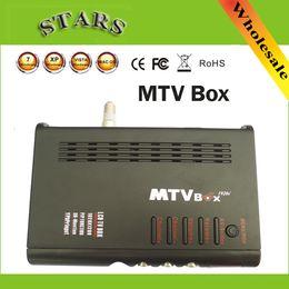 Wholesale Digital MTV LCD Box Computer To VGA S Video Analog TV Program Receiver Tuner LCD Monitor PAL NTSC For DVD PDP PS2 Dropshipping
