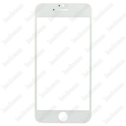 Front Outer Touch Screen Glass Lens Replacement for iPhone 6 6s iPhone 6 6s Plus iPhone 7 7 Plus free DHL