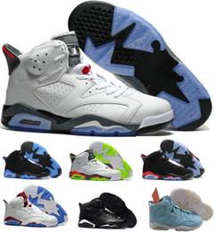 Best Retro 6 VI Basketball Shoes Women Men's Retros J6s VI Real Replicas Man Retro Shoes Hombre Basket Sneakers