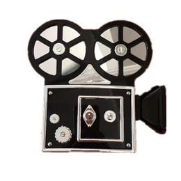 Caméras pour les filles à vendre-Europe Personnalité Acrylique Soirée Clutch Bag Girls Funny Sac Cassette Vidéo Caméra Chaîne D'embrayage Purse Crossbody Sacs XA1360-1C