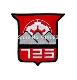 """Compañías de la película en Línea-3.5 """"Star wars 501o Legion 725th Estratégico de Inserción Company Patch película de hierro bordado en insignia de regalo de Halloween Traje de Cosplay"""
