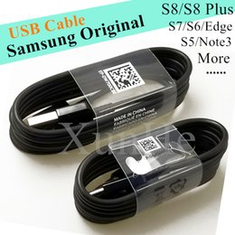 Type C Cable Samsung Genuine Micro USB Cable Original USB Cables Fast Charger Date Sync Cable Universal Adapter For Samsung Type C
