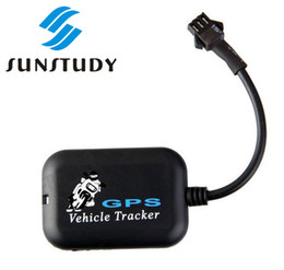 NEW 9V-60VMini GPS GPRS GSM Tracker car Vehicle SMS Real Time Network Monitor tracking tracker