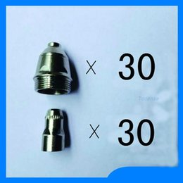 Wholesale P Panasonic Air Plasma Cutting Cutter Torch Consumables Plasma Electrodes Ref TET02033N PK
