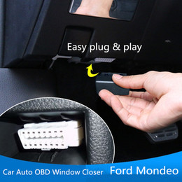 Car Auto Window Closer Device OBD Canbus Folding Mirror Module For F*o*r*d Mondeo Edge taurus year 2013-2015 Wholesale