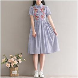 Хлопчатобумажные платья для женщин