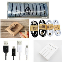 wyeer 2016 new- usb cable data charger charging cables data line mobile phone power cord Line Design 1M 3Ft Micro USB Line With Retail Box