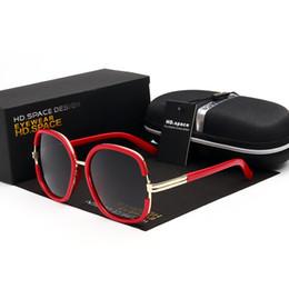 2017 espejo de cristal clásico Diseño de alta calidad playa deportes nuevos ms polarizar gafas de sol clásico círculo de moda conducir gafas de sol sombreado espejo gafas 030307 espejo de cristal clásico outlet