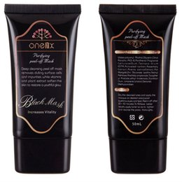 Wholesale Best seller ONE1X Blackhead Facial Mask Deep Cleansing Black MASK ML vs Shills Peel off Face Masks