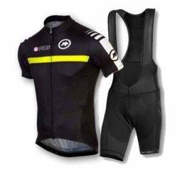 Wholesale Maillots de vélo pro team assos Summmer vêtements cyclistes en polaire thermique ropa ciclsimo bikeel jersey vélo avec pantalon cycliste