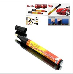 Repara coches en venta-Free DHL HOT Fix it PRO Car Coat Scratch Cover Quitar Pintura Pluma Car Scratch Reparación para Simoniz Clara Plumas Packing coche de estilo