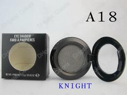 1.5g Eyeshadow Single Powder Eyeshadow 24 Colors English Name 144pcs