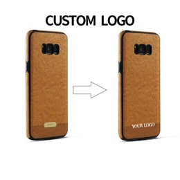 Wholesale for Samsung S8 S8 Plus Design Your Own Mobile Phone Cover for Samsung S7 S7 edge Business Wind Phone Case