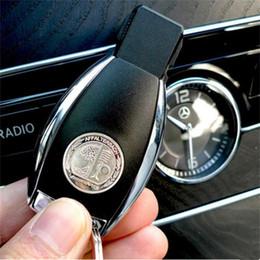 Wholesale Apple Tree Key Cover For Mercedes Benz AMG logo W203 W204 W212 W218 W221 W166