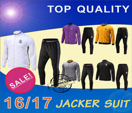 Wholesale Real Madrids and JUV Soccer jacket Sets New Arrival Men Sports Set High Quality Soccer Jackets Soccer Pants Best Sweat Suits