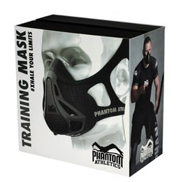 Wholesale Phantom Training Mask outdoor Fitness Equipment Athletics popular Mask sport mask DHL fast shipping