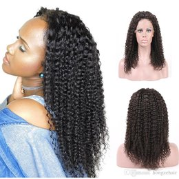 Hand Tied Human Hair Wigs Brazilian Remy Hair 130% Density 360 Lace Frontals Natural Color Pre Plucked Hairline With Baby Hair