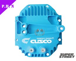 Wholesale cusco Aluminum Rear Differential Cover for FT86 GT86 Su baru BRZ Scion FR S color blue silver