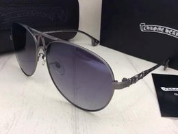 Wholesale T20 CH H High quality brand designer fashion men s fashion sunglasses female models retro style UV380 with original box