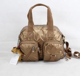 2016 New Nylon shoulder bag messager bag women bag defea K13636 xiaobai