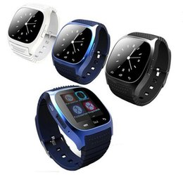 Smart Watch M26 Android With SMS Remind Pedometer Whatsapp Wearable Devices Smartwatch