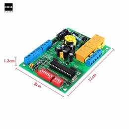Module de carte décodeur RS485 pour système de caméra PTZ CCTV Arduino Universal Indoor Circuits intégrés Nouveaux modules de cartes électriques à partir de cctv universelle fabricateur