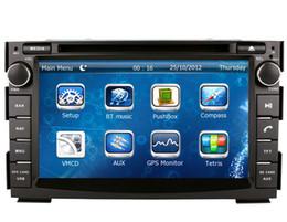El jugador del sd para la televisión en venta-2-Din coche de radio coche reproductor de DVD GPS de navegación para Kia Ceed 2010-2012 con navegador Bluetooth TV USB AUX AU