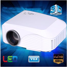 Wholesale Best Things To Sell in China LCD proyector ultra short throw projector Full HD Lumens inches home theater Projector