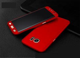 FOR Samsung Galaxy S8 S8 PLUS A3 2017 A5 2017 J2 PRIME J5 PRIME 360 Degree PC Full Coverage Tempered Glass Protective Cover Case 50pc