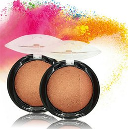 Wholesale Miss Rose Beauty Face Blush Powder Makeup Baked Cheek Color Bronzer Blusher Palette colorete Sleek Cosmetic Shadow