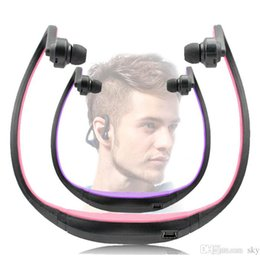 Wireless Headphones S9 Headphone Bluetooth Headsets New Colors Sport Bluetooth Speaker Neckband Earphone Bluetooth 4.0 With Retail Package
