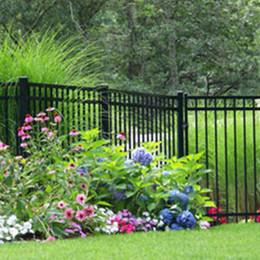 Wholesale we can offline transactions Iron Door Garden Buildings Patio Lawn Garden Home Arches Arbours Patio fence Trellis Gates Garden Buildings no4