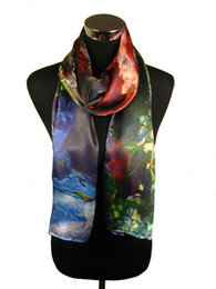 Gorgeous 100% Silk scarf Shawl SCARF scarves Scarf 10pcs lot #1675 non brand