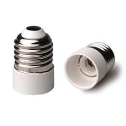 E27 to E14 Extend Base Light Bulb Lamp Adapter Wholesale