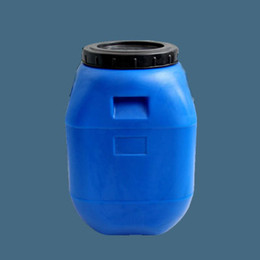 Wholesale High Quality HDPE Plastic Drum L Litre Blue Plastic Drum for Foods Water Chemicals Fuel Packing