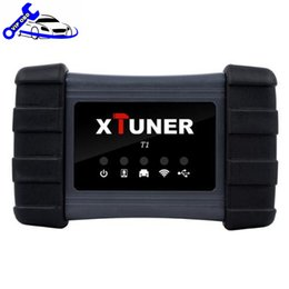2017 XTUNER T1 Heavy Duty Truck Diagnostic Tool Wifi  USB OBD Diagnostic Scanner for Trucks ABS Airbag DPF for mercedes volvo iveco