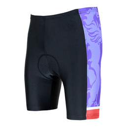 Mens General Cycling shorts Bicycle short thick pad fine made breathable Easy match any cycling jerseys free shipping