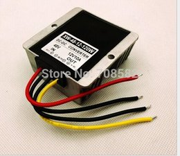 Wholesale 60V A Regulator Converter Best Cheap Plastic V DCDC Step Down Inverter for Acing Car and Any Discharging System