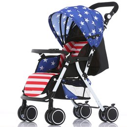 Baby stroller Folding baby carriage Super light baby-car